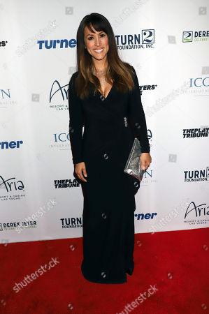 Editorial photo of Derek Jeter Celebrity Invitational Gala, Las Vegas, USA - 19 Apr 2018