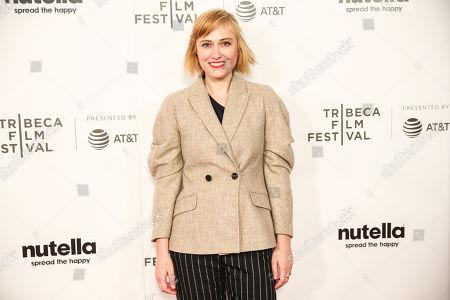 Editorial picture of 'Lemonade' film premiere, Tribeca Film Festival, New York, USA - 19 Apr 2018