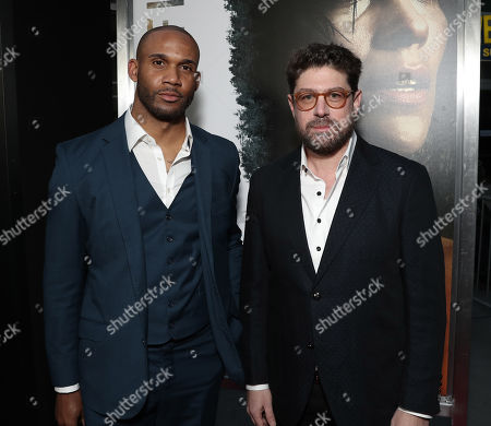 Bret Lockett and Moshe Malamud