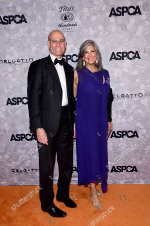 Editorial picture of 21st Annual ASPCA Bergh Ball, New York, USA - 19 Apr 2018