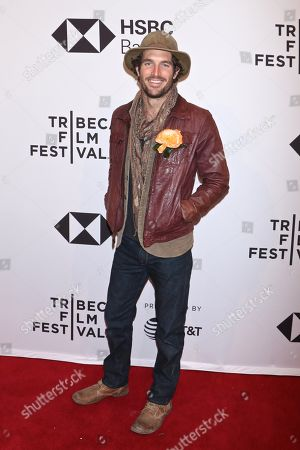 Editorial image of 'Blue Night' film premiere, Tribeca Film Festival, New York, USA - 19 Apr 2018