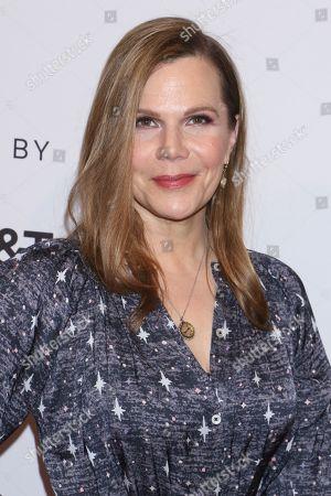 Editorial picture of 'Blue Night' film premiere, Tribeca Film Festival, New York, USA - 19 Apr 2018