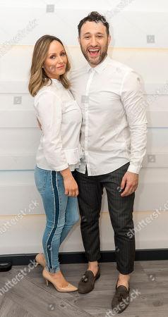 Antony Costa and Rosanna Jasmin