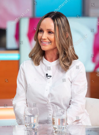Editorial picture of 'Good Morning Britain' TV show, London, UK - 20 Apr 2018