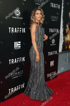 Editorial image of 'Traffik', film premiere, Los Angeles, USA - 19 Apr 2018