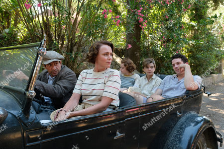 Alexis Georgoulis as Spiro Hakaiopulos, Keeley Hawes as Louisa Durrell, Daisy Waterstone as Margo Durrell, Milo Parker as Gerry Durrell and Josh O'Connor as Larry Durrell.