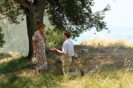 Editorial image of 'The Durrells' TV Series, Series 3, Episode 8 UK  - May 2018