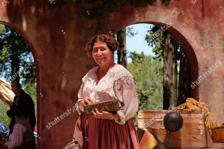 Stock Photo of Anna-Maria Everett as Zob.