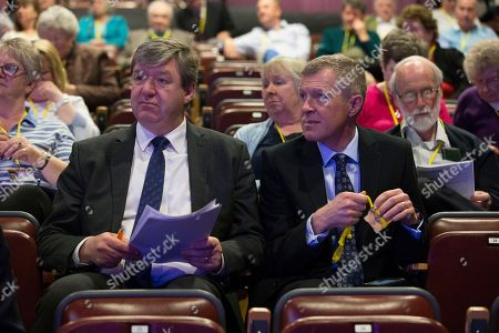 Editorial image of Scottish Liberal Democrats Spring Conference, Day 1, Aviemore, Scotland, UK - 20th April 2018