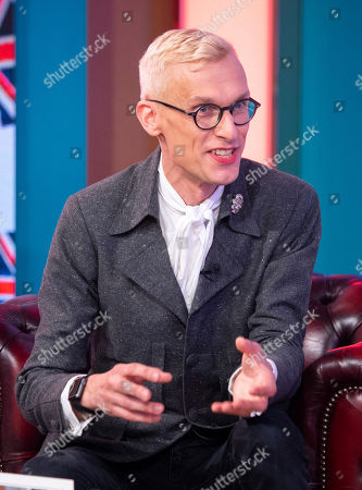Editorial image of 'This Morning' TV show, London, UK - 20 Apr 2018