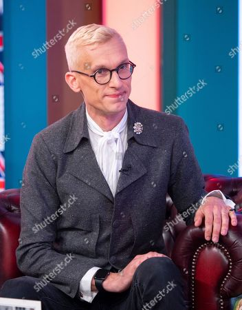 Editorial photo of 'This Morning' TV show, London, UK - 20 Apr 2018