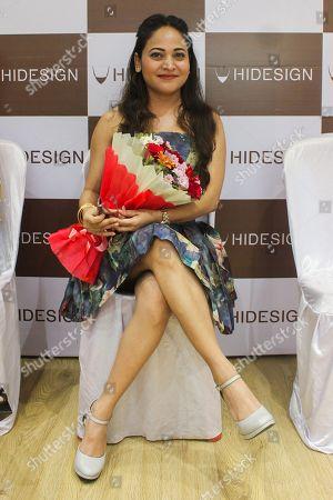 Editorial picture of Hidesign store opening, Guwahati, Assam, India - 20 Apr 2018