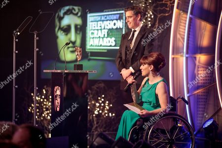 Stephen Mangan, Ruth Madeley