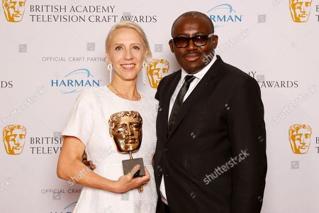 Michelle Clapton - Costume Design - Game of Thrones - presented by Edward Enninful