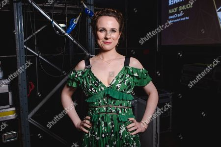 Editorial picture of British Academy Television Craft Awards, Backstage, London, UK - 22 Apr 2018