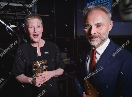 Stock Photo of Philippa Lowthorpe - Director: Fiction - Three Girls - presented by Mark Bonnar