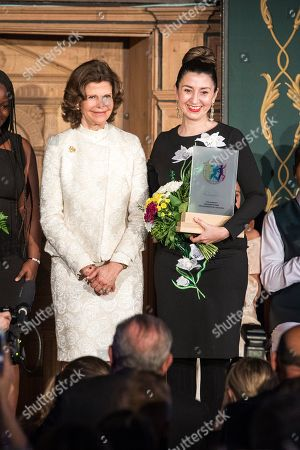 Editorial picture of World's Children's Prize for the Rights of the Child, Mariefred, Sweden - 19 Apr 2018