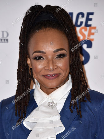 Editorial picture of Race to Erase MS Gala, Arrivals, Los Angeles, USA - 20 Apr 2018