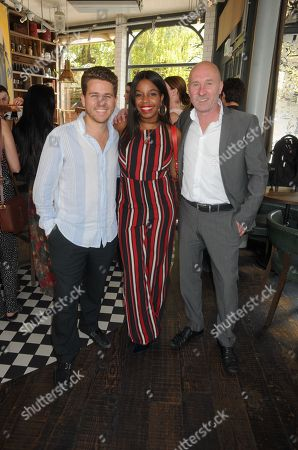 Editorial picture of Grand Prix Hurlingham Ball Lunch, London, UK - 20 Apr 2018