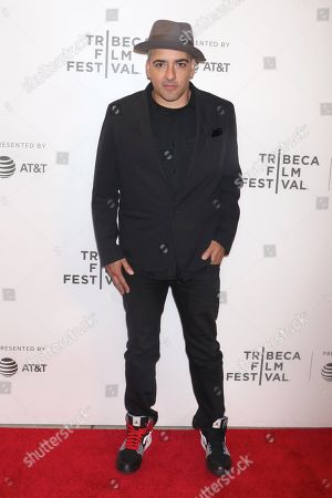 Editorial picture of 'Rest In Power: The Trayvon Martin Story' film premiere, Tribeca Film Festival, New York, USA - 20 Apr 2018