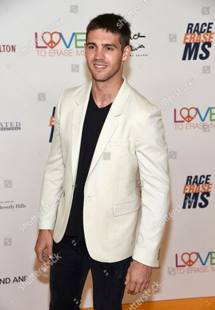Stock Picture of Steven R. McQueen arrives at the 25th annual Race to Erase MS Gala at The Beverly Hilton hotel, in Beverly Hills, Calif