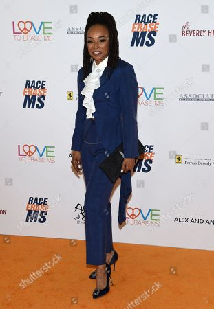 Editorial photo of 25th Annual Race to Erase MS Gala, Beverly Hills, USA - 20 Apr 2018