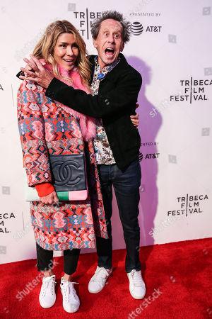 Executive Producer Brian Grazer and Veronica Smiley
