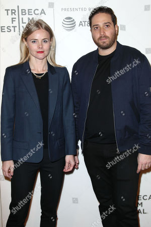 Julia Willoughby Nason (Director) and Mike Gasparro (Producer)