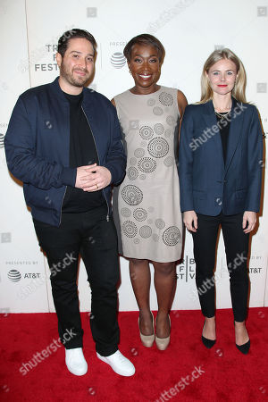 Mike Gasparro (Producer), Joy Reid and Julia Willoughby Nason (Director)