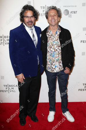 Ken Biller (Director) and Brian Grazer (Exec. Producer)