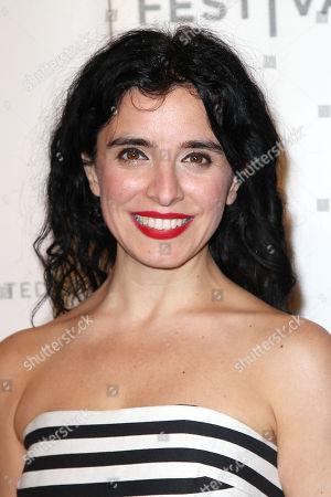 Stock Picture of Maria Jose Bavio