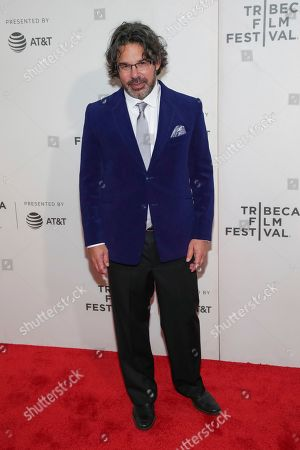"Director/executive producer Ken Biller attends a screening of ""Picasso"" at the BMCC Tribeca PAC during the 2018 Tribeca Film Festival on in New York"