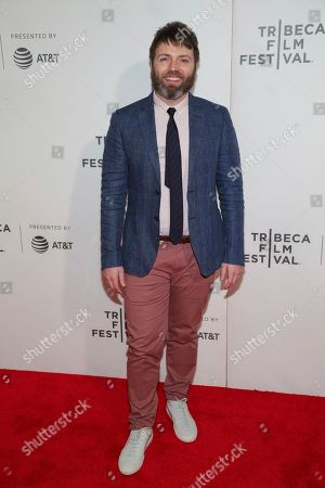 """Seth Gabel attends a screening of """"Picasso"""" at the BMCC Tribeca PAC during the 2018 Tribeca Film Festival on in New York"""