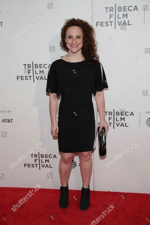 "Stock Image of Tracee Chimo attends a screening of ""Picasso"" at the BMCC Tribeca PAC during the 2018 Tribeca Film Festival on in New York"