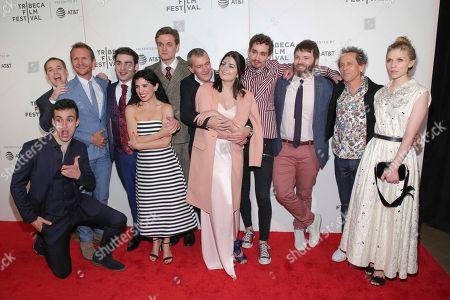 """Editorial photo of 2018 Tribeca Film Festival - """"Picasso"""" Screening, New York, USA - 20 Apr 2018"""