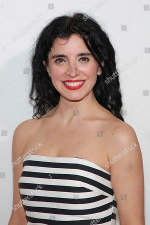 """Stock Photo of Maria Jose Bavio attends a screening of """"Picasso"""" at the BMCC Tribeca PAC during the 2018 Tribeca Film Festival on in New York"""