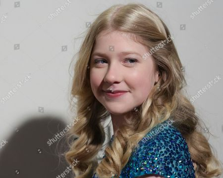 "Violet Young attends a screening of ""Picasso"" at the BMCC Tribeca PAC during the 2018 Tribeca Film Festival on in New York"