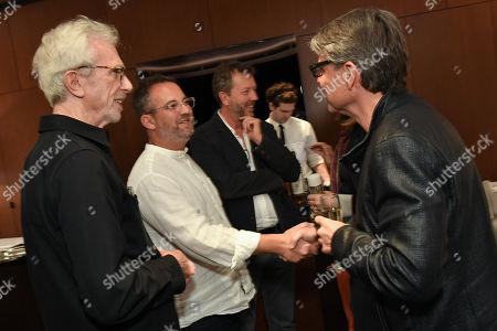 Bruce Goldsmith, Dan Brill, Paul Crewes Zoltan Pali