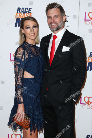 Editorial image of Race to Erase MS Gala, Arrivals, Los Angeles, USA - 20 Apr 2018