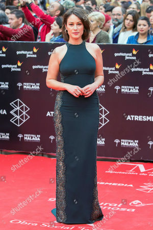 Editorial picture of International Film Festival Malaga 2018, Spain - 21 Apr 2018