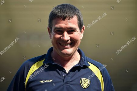 Burton Albion manager Nigel Clough arrives at the Stadium of Light prior to the EFL Sky Bet Championship match between Sunderland and Burton Albion at the Stadium Of Light, Sunderland. Picture by Richard Holmes