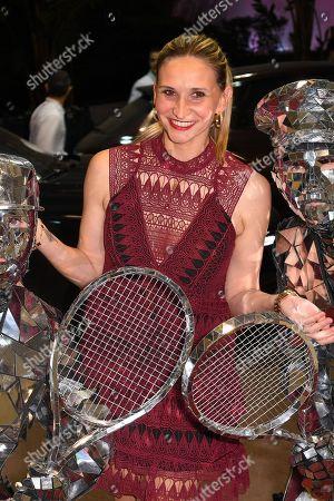 Stock Photo of Tatiana Golovin