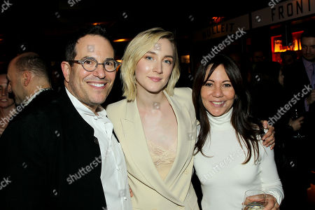 Michael Mayer (Director), Saoirse Ronan, Leslie Urdang (Producer)