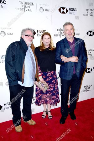 Tom Hulce, Mare Winningham, Alec Baldwin