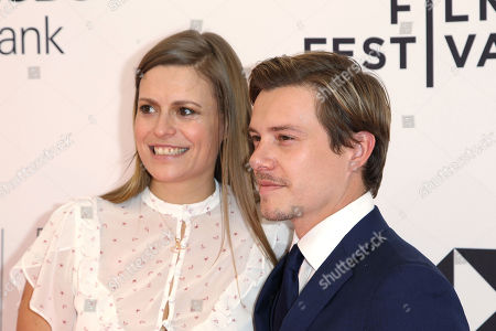 Editorial photo of World Premiere of EGG at the 2018 Tribeca Film Festival, presented by AT&T, New York, USA - 21 Apr 2018