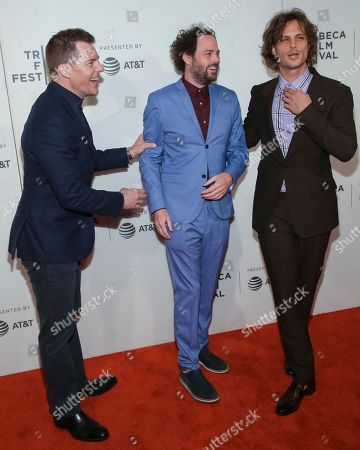 Kevin Walsh, Drake Doremus, Matthew Gray