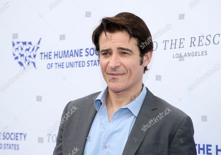 Goran Visnjic walks the red carpet at the Humane Society of the United States' To the Rescue! Los Angeles gala. The gala was held at Paramount Studios and benefitted the HSUS' Farm Animal Protection campaign. Competitive Surfer Conrad Carr, undercover investigators Whitney Warrington and Mary Beth Sweetland, and law firm Latham & Watkins, LLP were honored at the event, which featured performances by Moby. (Photo by