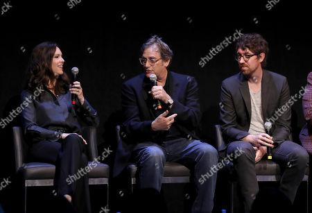 Isa Dick Hackett, Executive Producer Michael Dinner and Executive Producer Kalen Egan