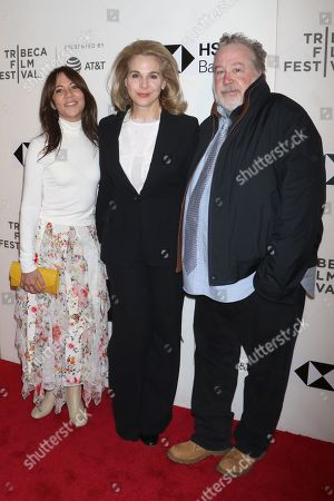 Leslie Urdang, Kelly E. Ashton, Tom Hulce