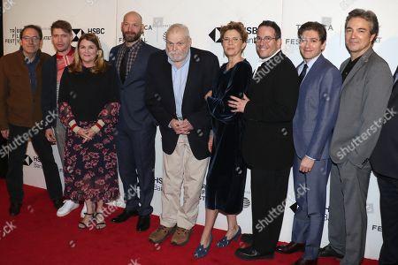 Editorial picture of 'The Seagull' premiere, Tribeca Film Festival, New York, USA - 21 Apr 2018